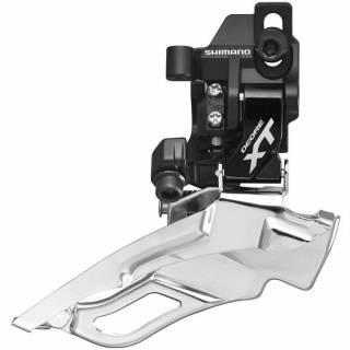 Cambio dianteiro Deore M781 Direct mount triplo 10v