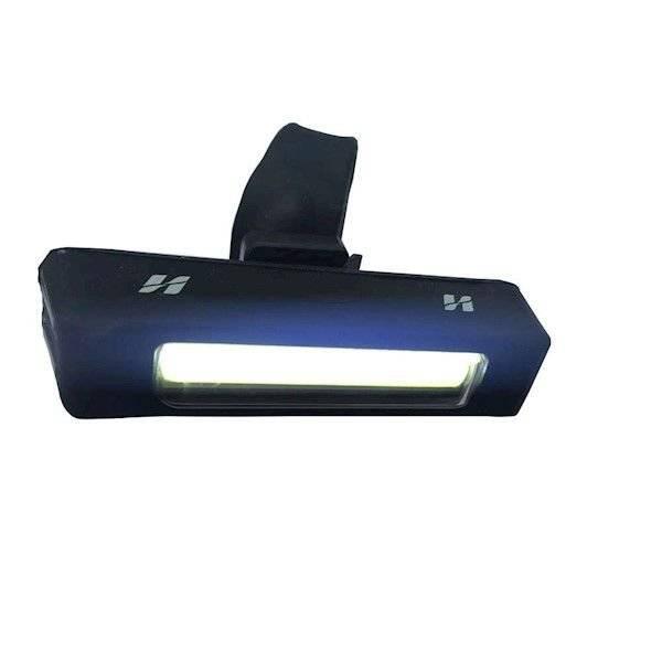 Farol Dianteiro High One 4 Funções Recarregavel USB - BIKE ALLA CARTE