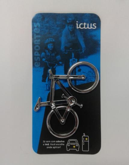 Emblema para carro Ictus Bike - BIKE ALLA CARTE