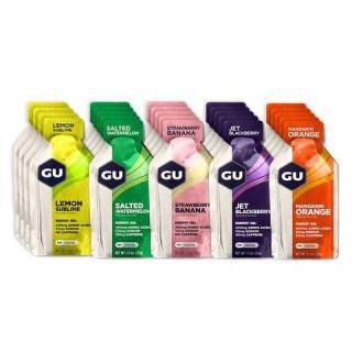 Gu Energy Gel Energy Gel Sachê 32 gm CHOCOLATE BELGA