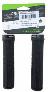 Manopla Cannondale Grip D2 Lock On Grips