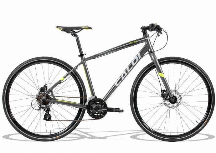 Bicicleta Caloi City Tour Sport Masculina 2018 - BIKE ALLA CARTE