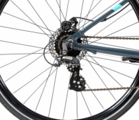79000e1ac Bicicleta Caloi City Tour Sport Feminina 2018 - BIKE ALLA CARTE