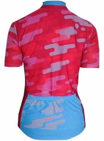 Camisa Feminina Mauro Ribeiro Camuflada - BIKE ALLA CARTE