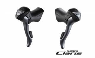 Trocadores Shimano  Claris STI-2400