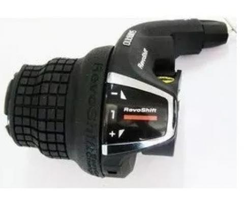 Passador DIR RevoShift Shimano Tourney RS35 3V GRIP SHIFT - BIKE ALLA CARTE