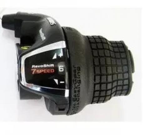 Passador marcha Revoshift Shimano Tourney RS35 7V GRIPSHIFT - BIKE ALLA CARTE