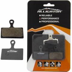 Pastilha Alligator Freio a Disco Hidráulico HK BP055