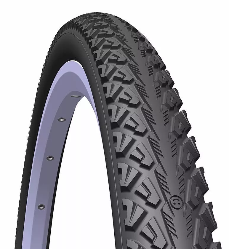 Pneu Rubena 26x1.50 Classic Shield  Preto - BIKE ALLA CARTE