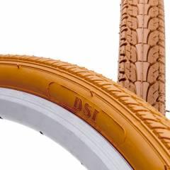 Pneu DSI Sri-44 700 X 28C Free Style Marrom
