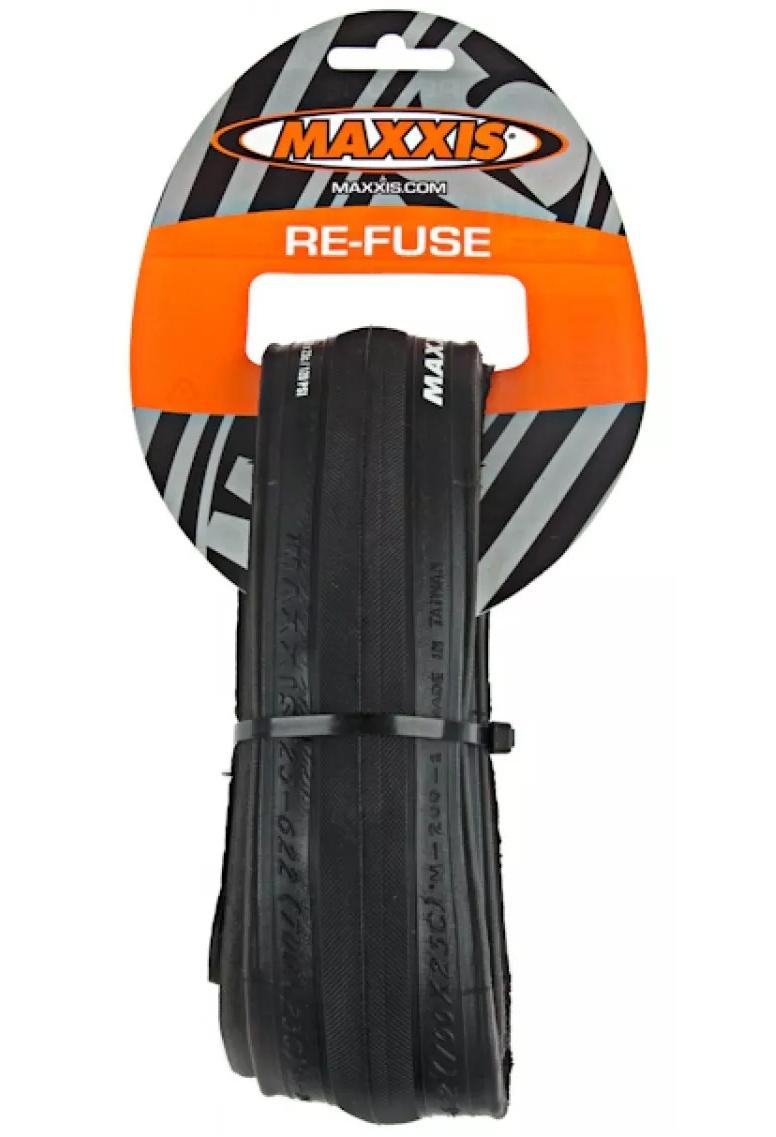 Pneu Maxxis Re-fuse - 700x23 - Maxx Shield - BIKE ALLA CARTE