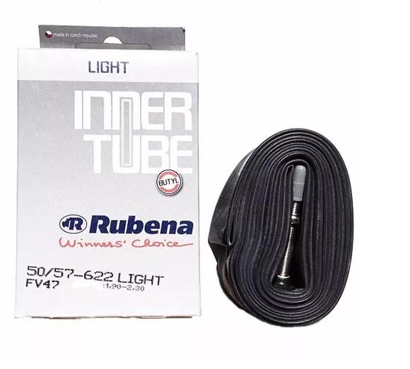 Câmara de Ar Light Rubena Super Leve 27.5  - BIKE ALLA CARTE