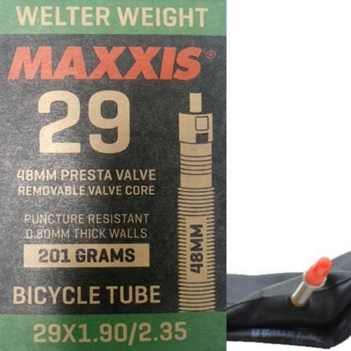 Câmara De Ar Maxxis 29X1.9/2.35 Bico Fino 48mm - BIKE ALLA CARTE