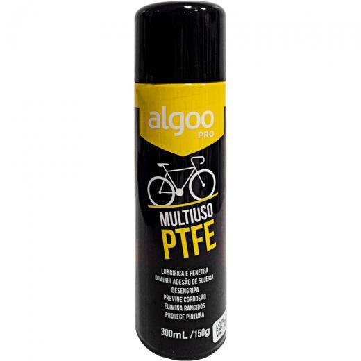 Óleo Lubrificante Algoo Pro Multiuso Ptfe Spray 300ml - BIKE ALLA CARTE