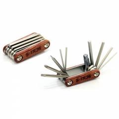Chave Canivete Session Parts S-tr3s 10 Funções