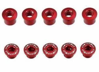 Parafuso Token para coroa AL-K083 Vermelho