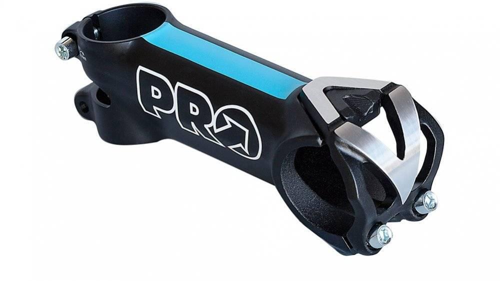 Mesa de Guidão Shimano Pro Vibe Team Sky Carbon 31.8 x 110mm -