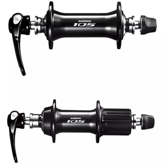 Cubo Shimano Speed 105 5800 32f Preto Bike 10/11v Par