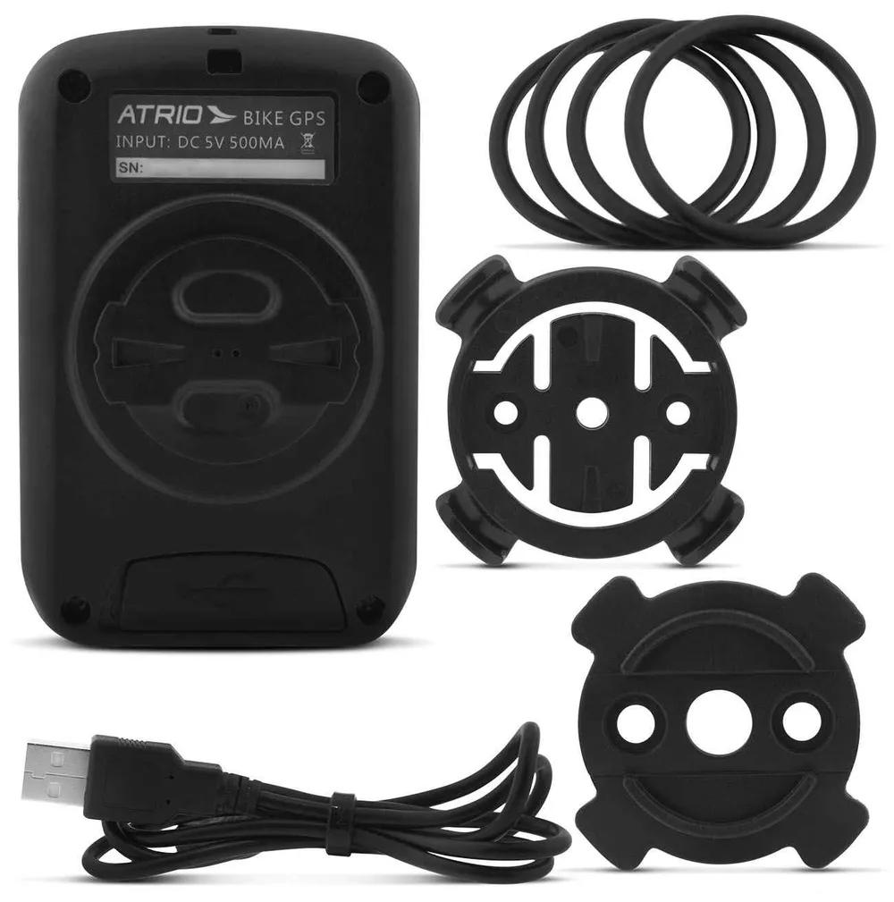 Ciclocomputador GPS Átrio Iron BI091  - BIKE ALLA CARTE