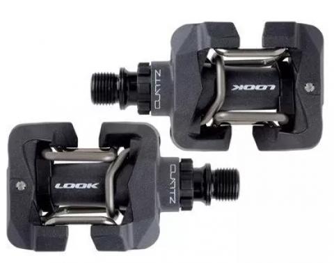 Pedal Look Quartz Mtb 2 - Cinza - BIKE ALLA CARTE