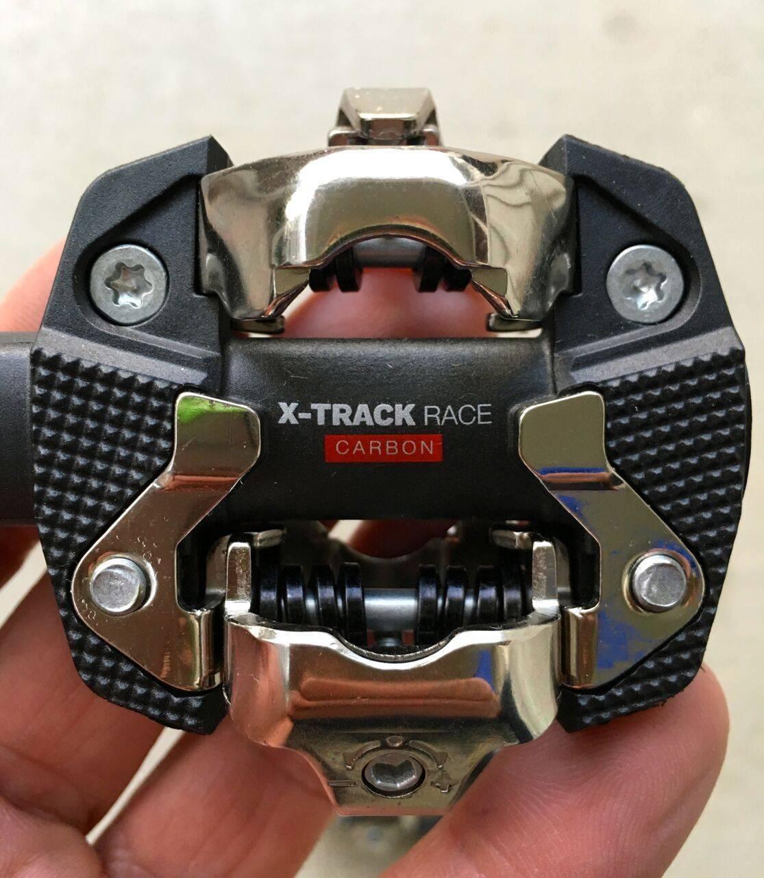 Pedal Look X-Track Race Carbon Mtb - BIKE ALLA CARTE