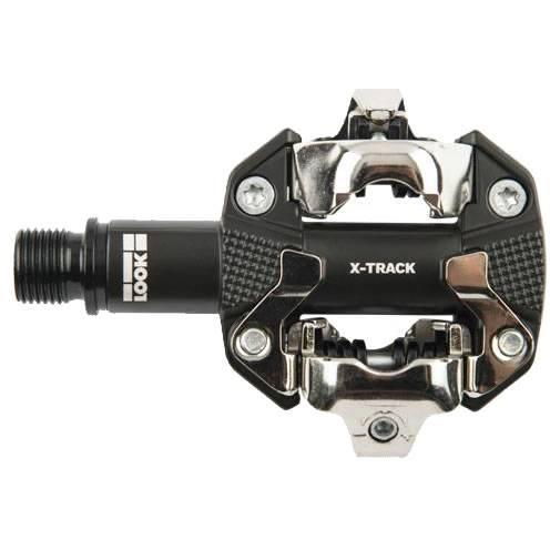 Pedal Look X-Track Mtb - Cinza - BIKE ALLA CARTE