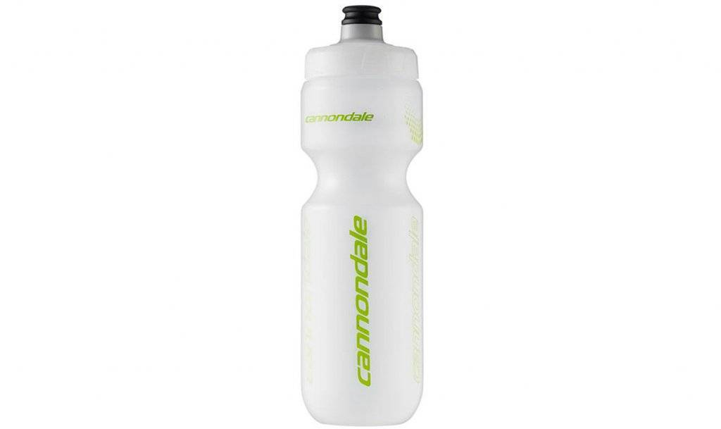 Caramanhola Cannondale Fade 500ml Transparente - BIKE ALLA CARTE