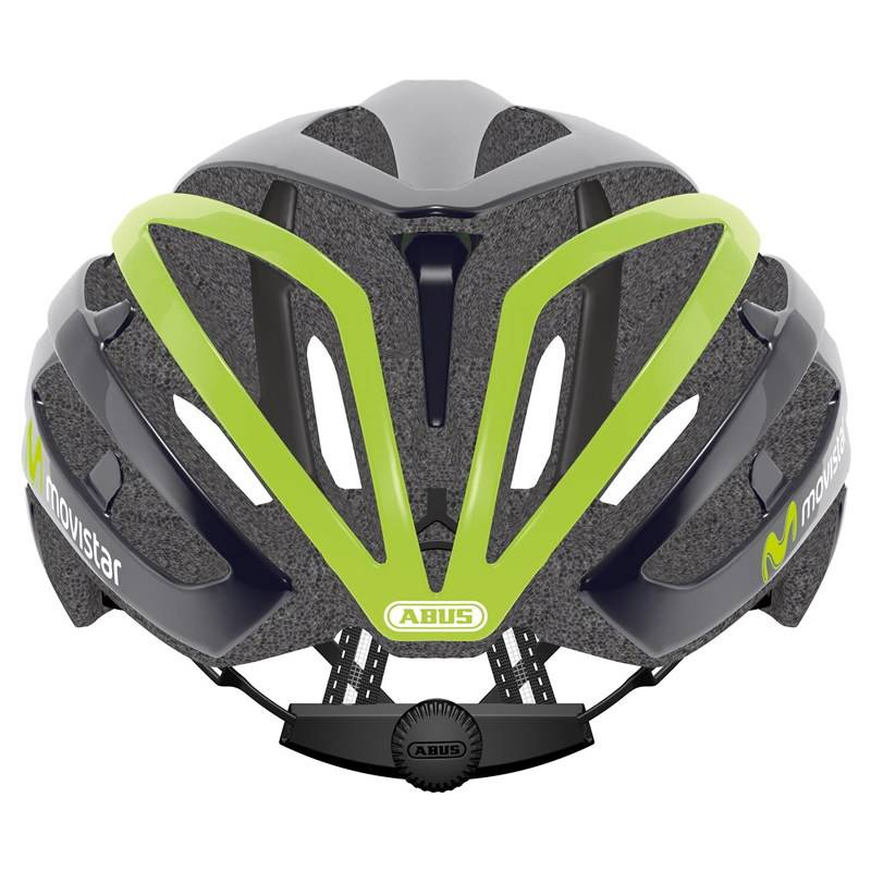 Capacete Abus Tec Tical 2.0 Movistar Team - BIKE ALLA CARTE