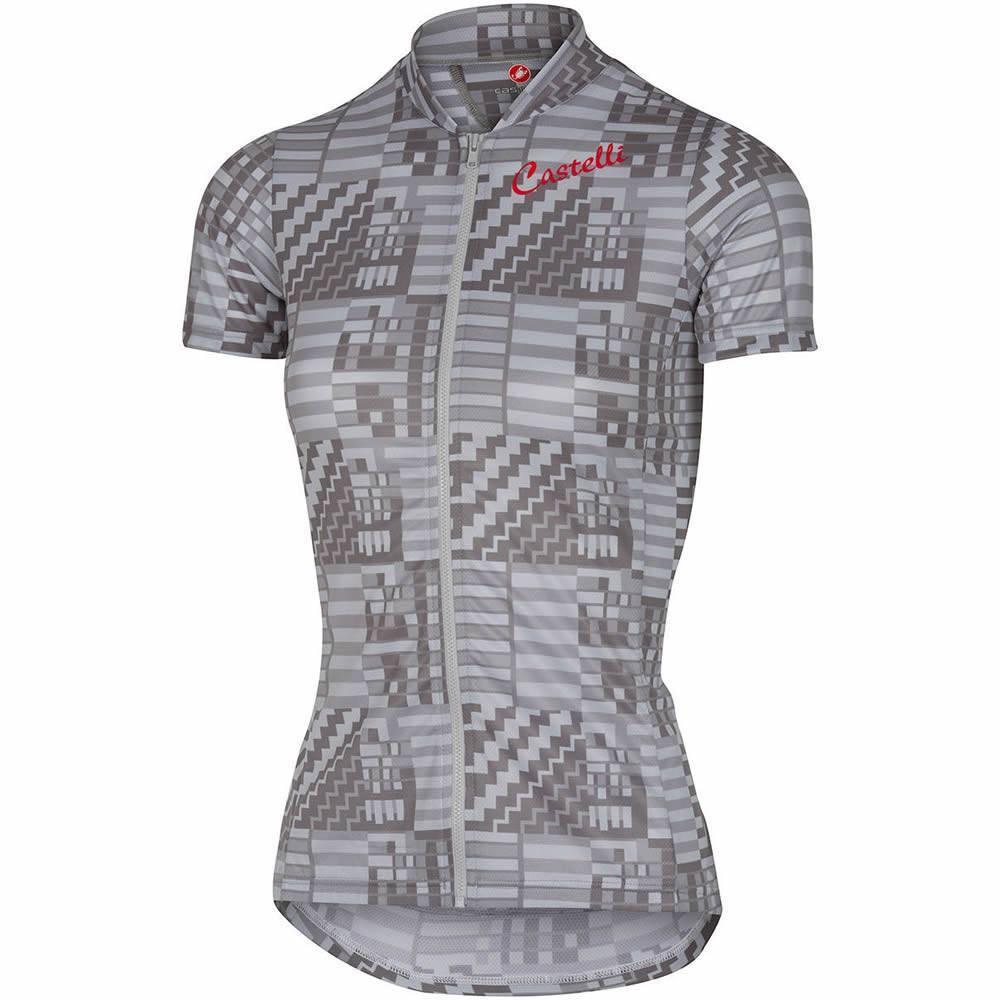 Camisa Castelli Feminina Sentimento Camuflada - Tam G - BIKE ALLA CARTE