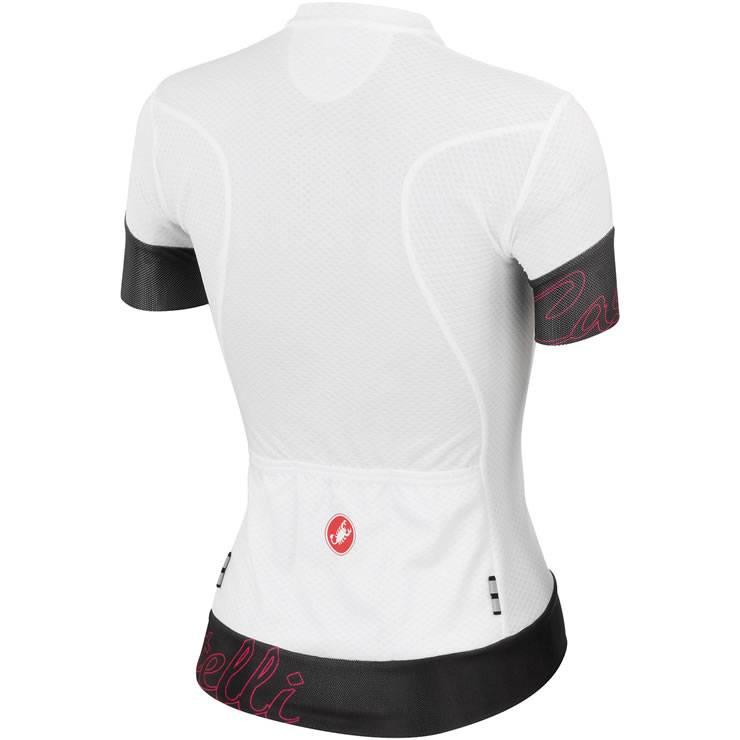Camisa Feminina Castelli Fortuna Free - BIKE ALLA CARTE