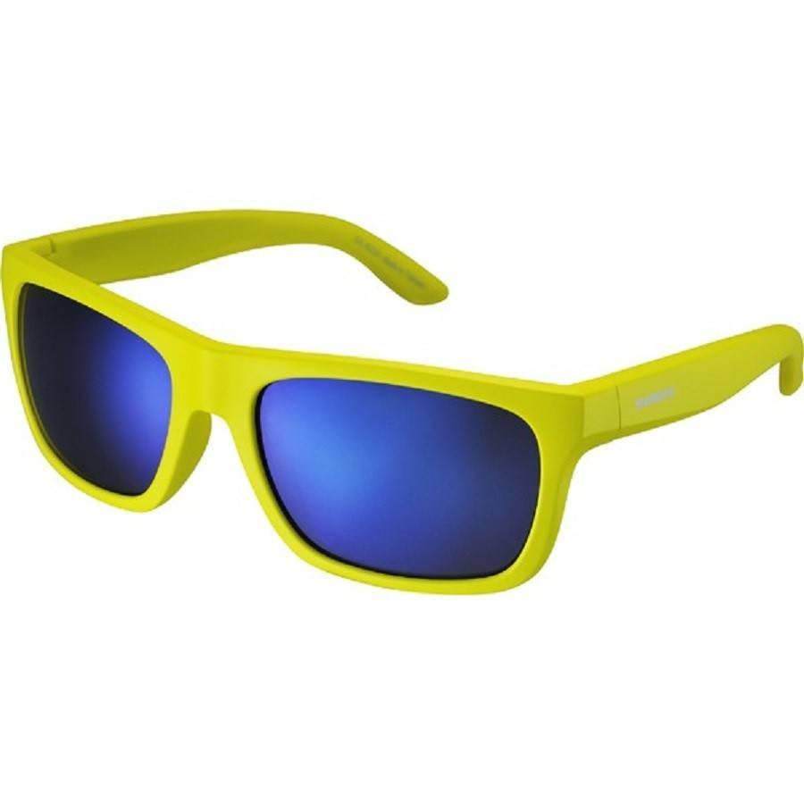 Óculos Shimano S23X Amarelo - BIKE ALLA CARTE