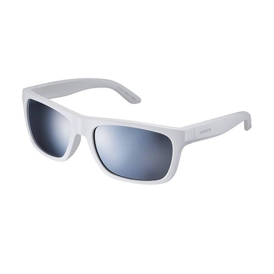 Óculos Shimano S23X Branco - BIKE ALLA CARTE