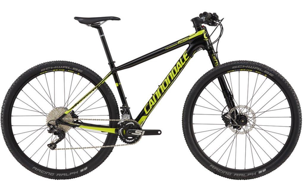 Bicicleta Cannondale F-Si Carbon 4 2018  - BIKE ALLA CARTE