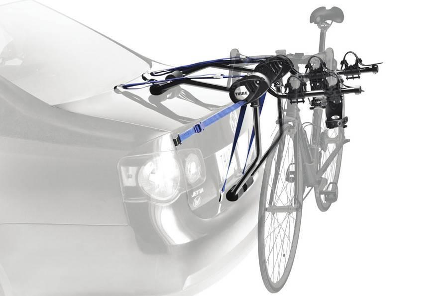Suporte Thule Passage 3 Bikes - 911XT - BIKE ALLA CARTE