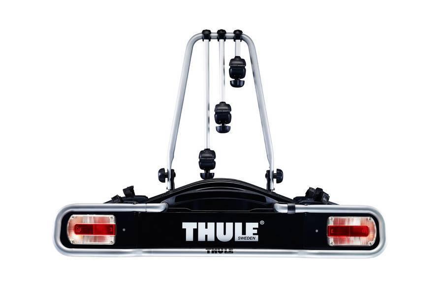 Suporte Transbike Thule EuroRide 3 para engate - BIKE ALLA CARTE