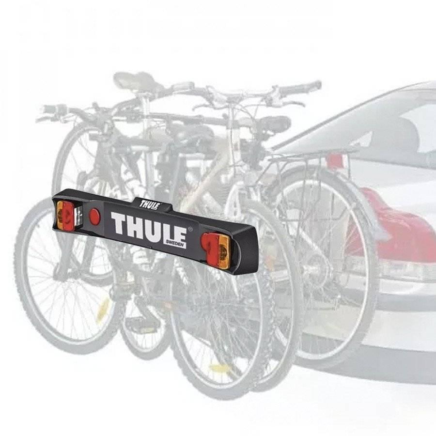 Placa Com Luzes Thule Light Board para Suporte Bicicleta 976 - BIKE ALLA CARTE