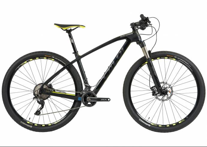 Bicicleta Caloi Elite Carbon Sport 2019 - BIKE ALLA CARTE