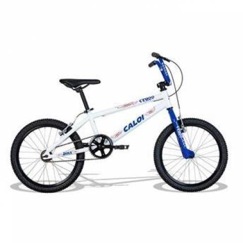 Bicicleta Caloi Cross Aro 20 - BIKE ALLA CARTE