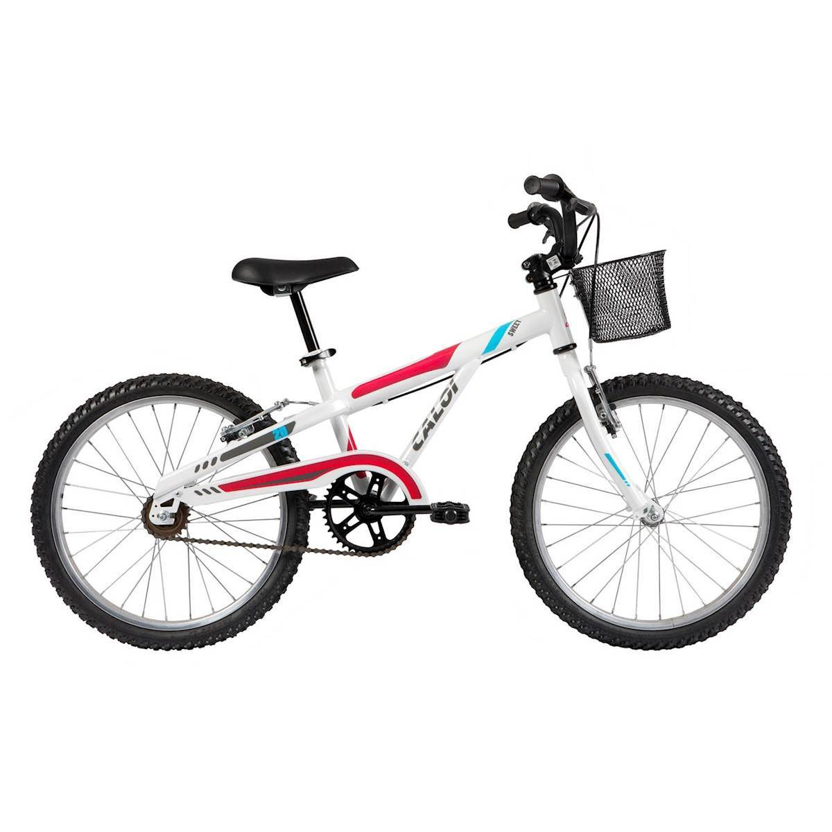 Bicicleta Caloi Sweet Aro 20  - BIKE ALLA CARTE
