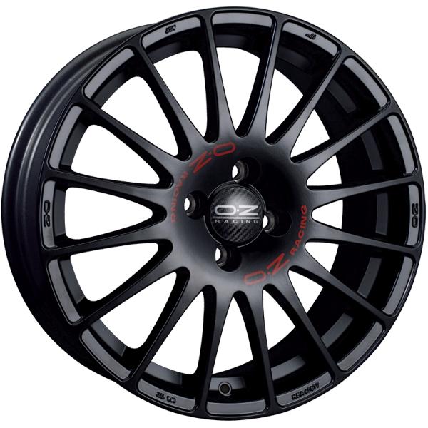 Jogo de Rodas OZ Superturismo GT Matte Black 17x7 4x100 - ATS Pneus