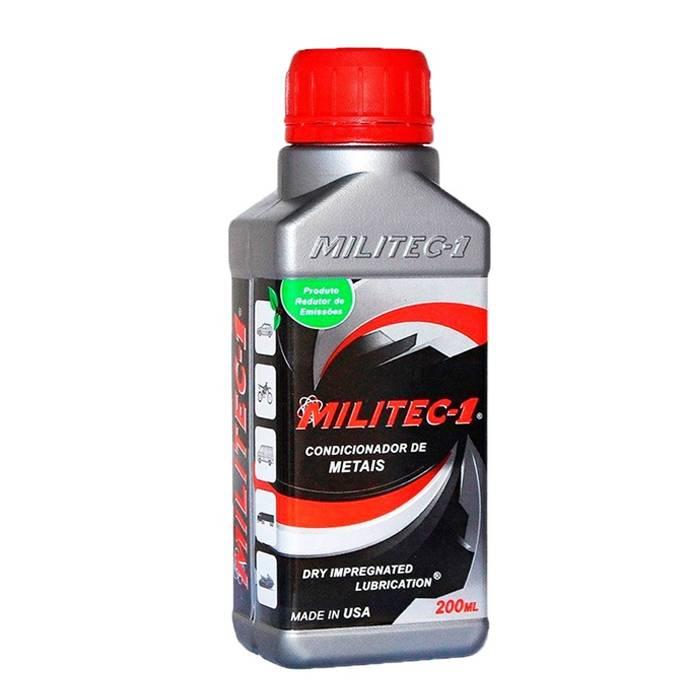 Condicionador de Metais Militec-1 200ml - ATS Pneus