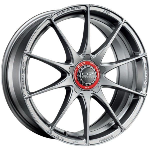 Jogo de Rodas OZ Formula HLT Grigio Corsa 19x8,5 5x112 - ATS Pneus