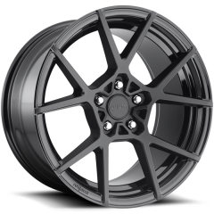 Jogo de rodas Rotiform KPS Matte Black 19x8,5 5x112
