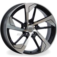 Jogo de rodas réplicas Audi RS5 Preto 19x8,5 5x112 ET42