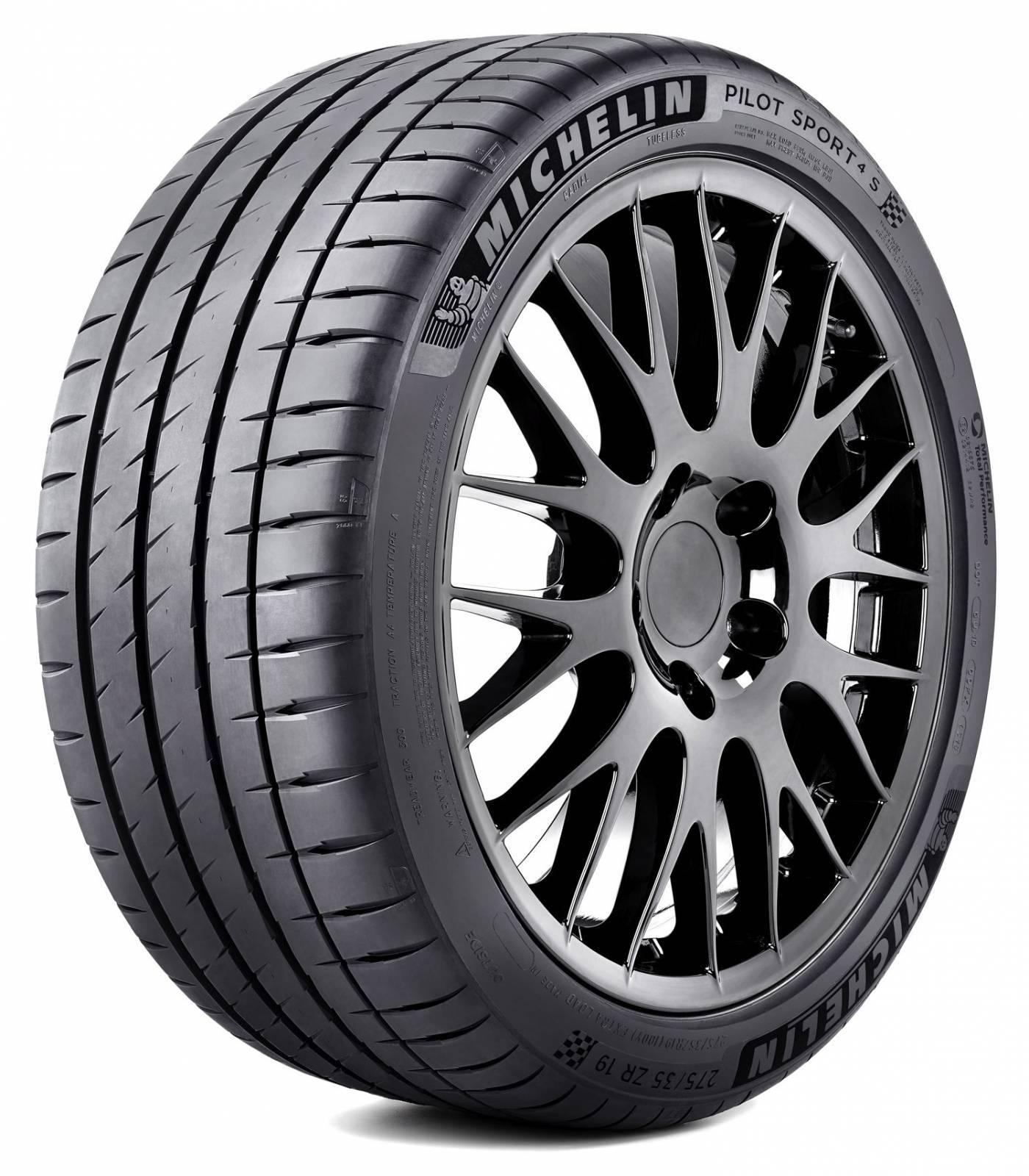 Pneu Michelin Pilot Sport 4 S 255/30 R19 91Y - ATS Pneus