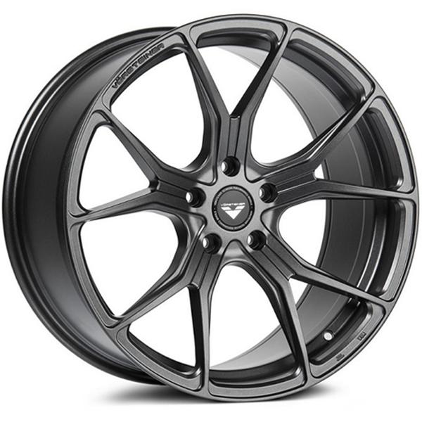 Jogo de rodas Vorsteiner V-FF 103 Mercury Silver 21x9 e 21x10,5 5x112 - ATS Pneus