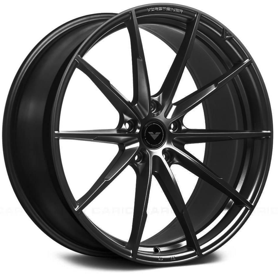 Jogo de rodas Vorsteiner V-FF 109 Carbon Graphite 22x10 5x108 - ATS Pneus