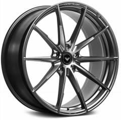 Jogo de rodas Vorsteiner V-FF 109 Zara Gray 22x10 e 22x11 5x120