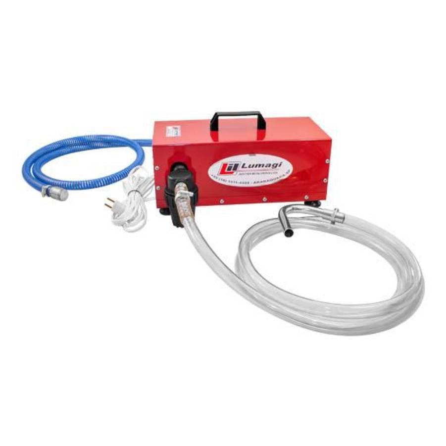 Bomba Elétrica de transferência para Óleo Diesel 110V LUB200 - CASA DO FRENTISTA