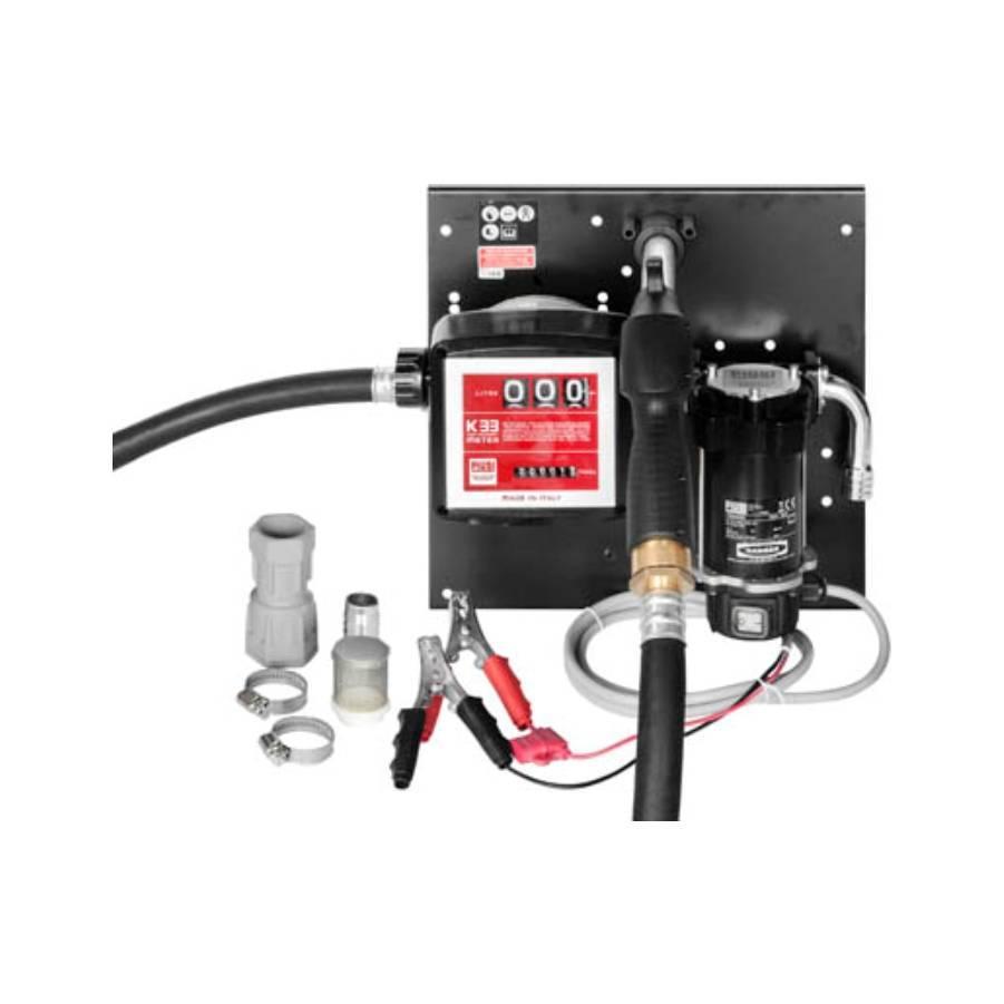 Bomba kit de Abastecimento Diesel Elétrica 24V Lupus 9122P-2 - CASA DO FRENTISTA